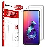 QITAYO Verre Trempé ASUS ZenFone 6 ZS630KL, Ultra Thin 9H Dureté, ASUS ZenFone 6...