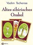 Altes sibirisches Orakel: Set: Buch und Kartendeck I - Vadim Tschenze