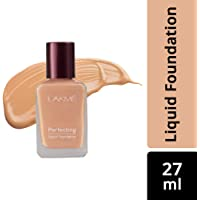 Lakmé Perfecting Liquid Foundation, Marble, 27ml