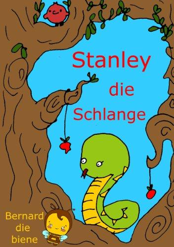 Stanley die Schlange - Ella Schlange