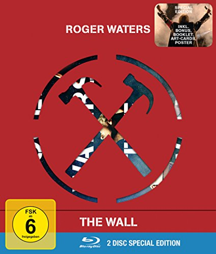 Roger Waters The Wall - Special Edition - Dolby Atmos (Blu-ray) [Limited Edition]