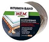 MEM Bitumen-Band kupfer 10 cm x 10m, 500476