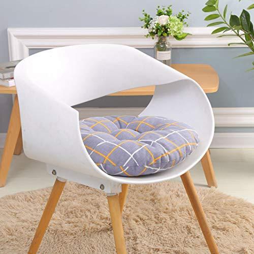 Runde verdicken Stuhl-Auflagen bequemes Sitzkissen-Sofa-Wurfs-Kissen-Stuhl-Kissen für Hauptauto-Büro -