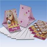 Einladungskarten und Umschläge Pferd