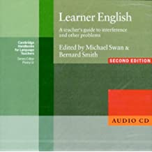 Learner English Audio CD: A Teachers Guide to Interference and Other Problems (Cambridge Handbooks for Language Teachers Cambridge Handbook)