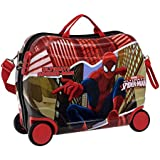Spiderman Equipaje de Mano, 39 Litros, Color Rojo