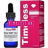 Timeless Skin Care Matrixyl 3000 Serum W/ Hyaluronic Acid 30ml / 1oz - Authorised UK seller