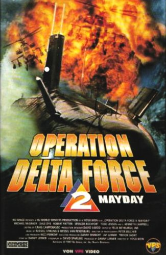Operation Delta Force 2 - Mayday [VHS]