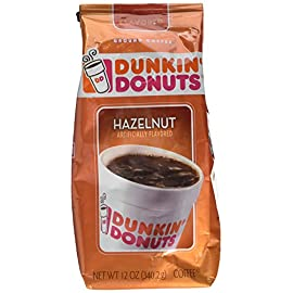 Dunkin' Donuts Ground Coffee – Hazelnut (340.2g)