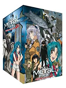 Fullmetal Panic! - Edition Simple VOSTFR/VF [Version intégrale]