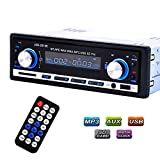 Yukong Bluetooth Auto-Stereo-Audio In-Dash FM Aux Input-Empfänger SD USB-MP3-Radio