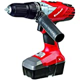 Einhell TE-CD 18-2 I 18V Cordless Impact Drill with 2 Batteries