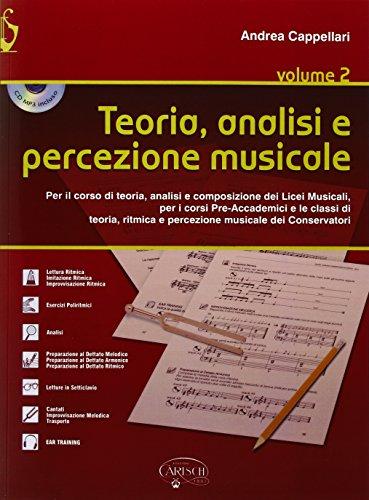 Teoria, analisi e percezione musicale. Per le Scuole superiori: 2