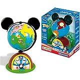 Clementoni Globo Interactivo Mickey Club