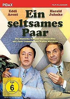 Ein seltsames Paar / Kultkomödie mit Harald Juhnke und Eddi Arent (Pidax Film-Klassiker)