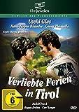 DVD Cover 'Verliebte Ferien in Tirol (Filmjuwelen)
