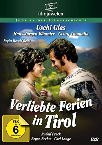 Verliebte Ferien in Tirol (Filmjuwelen)