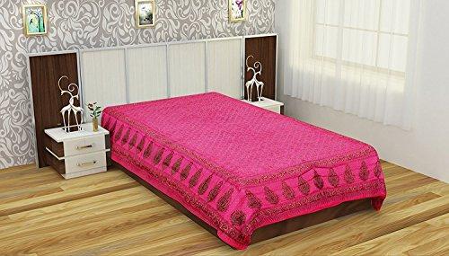 Sovam International Single Quilt, Indian Quilt, Razai, Jaipuri Razai, Blanket, Quilt
