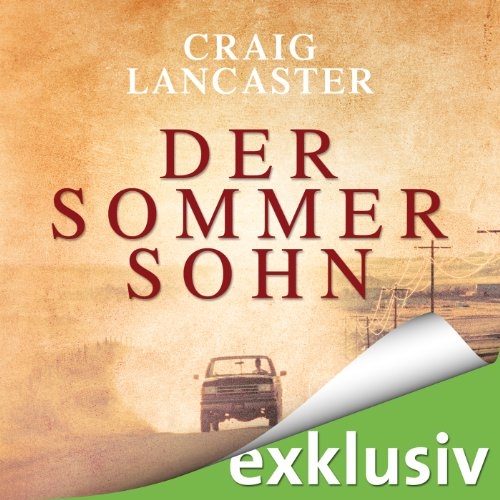Buchseite und Rezensionen zu 'Der Sommersohn' von Craig Lancaster