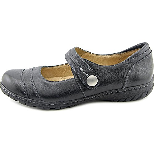 Naturalizer Rhode Cuir Mary Janes Black