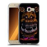 Head Case Designs Offizielle Five Nights at Freddys Albtraum Fredbear Spiel 4 Soft Gel Hülle für Samsung Galaxy A5 (20
