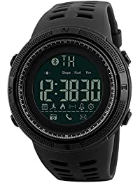 Mastop Men Outdoor Sport Smart Watch Fashion Digital Watches Fitness Tracker Bluetooth Ios 4.0 Android Waterproof...