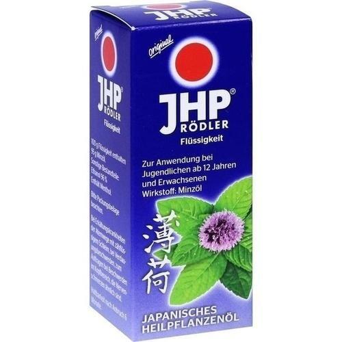 JHP Rödler Heilpflanzenöl Öl, 30 ml