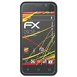atFolix Schutzfolie kompatibel mit Archos 40 Neon Bildschirmschutzfolie, HD-Entspiegelung FX Folie (3X)