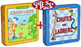 Candy Land & Chutes and Ladders Deluxe B...