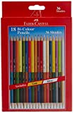 #2: Faber-Castell Bi-Colour Pencil - 36 Colours (Pack of 18)