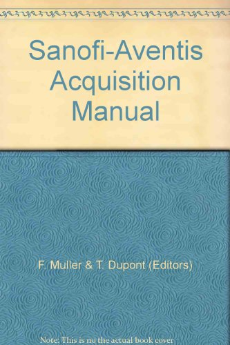 sanofi-aventis-acquisition-manual