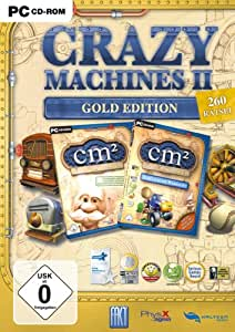 Crazy Machines 2 - Gold - [PC]