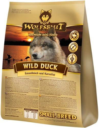 Wolfsblut | Wild Duck Small Breed | 15 kg