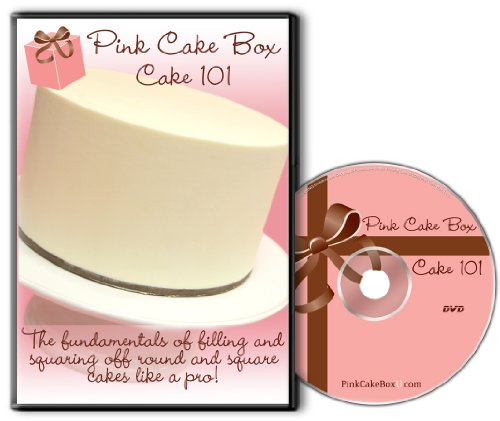 Preisvergleich Produktbild Cake 101: Fundamentals of Filling and Squaring Off Round and Square Cakes