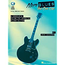 More Blues You Can Use Tab Book/Cd