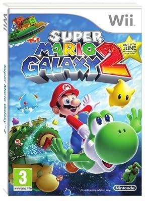 Super Mario Galaxy 2 (Wii) by Nintendo