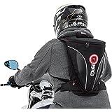 QBag Motorradrucksack Rucksack 13, sportlich, Visiertasche, 2 Einschubtaschen, Deckeltasche, 2...