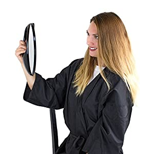 Salon Professional Haircutting, Shampooing and Styling Capes for Stylist or Home Haircuts by Salon Supply Co by Salon Supply Co