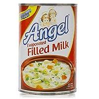Angel Evaporated Filled Milk Liquid Condensed Milk - 410 ml