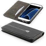 [S7 EDGE] Handy Schutz Tasche Noble Series Cover für