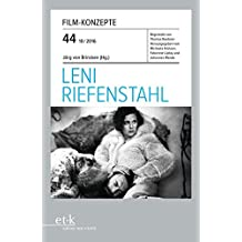 Leni Riefenstahl (Film-Konzepte)