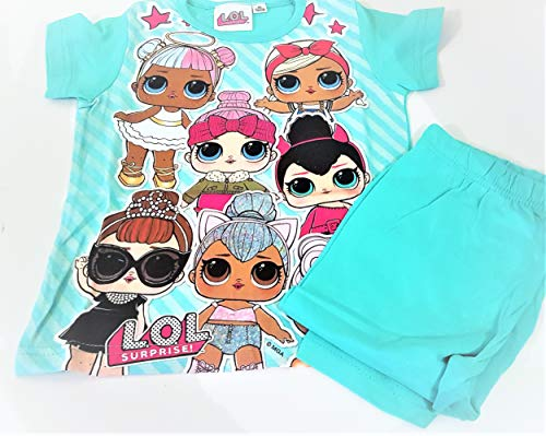 LOL Surprise Pijamas muñecas niñas PJ algodón Suave
