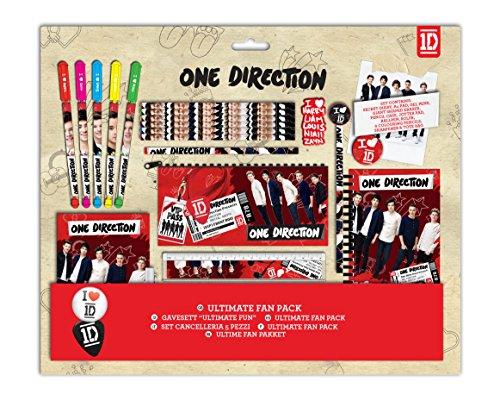 Preisvergleich Produktbild One Direction Ultimate Fan-Pack