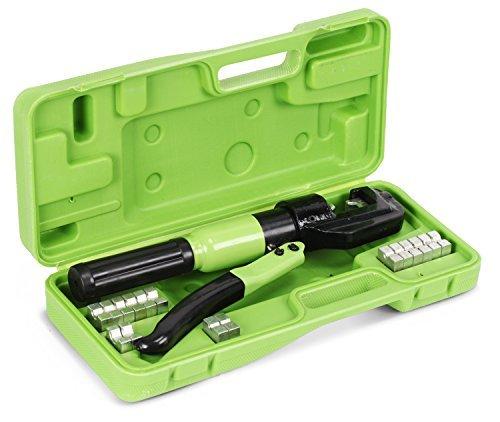 Nordstrand Crimpzange Hydraulische Press Klammern für Kabel und Kabelschuh-4-70mm²
