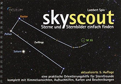 Skyscout: Sterne und Sternbilder einfach finden