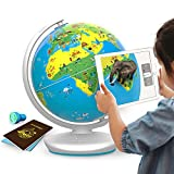 PlayShifu Shifu Orboot: Il Mondo educativo basato sulla Realtà Aumentata | Giocattolo STEM per Ragazzi e Ragazze dai 4 ai 10 Anni per Bambini (Senza confini o Nomi sul Globo)