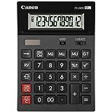 Canon AS-2200 - Calculadora de sobremesa, color negro