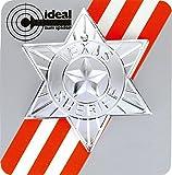 J.G. Schrödel 7100071 Sheriff-Stern, Silber