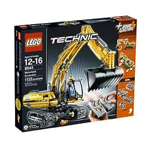 LEGO Technic Motorized Excavator (8043)