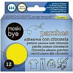Flower 20550 - Parche anti mosquitos